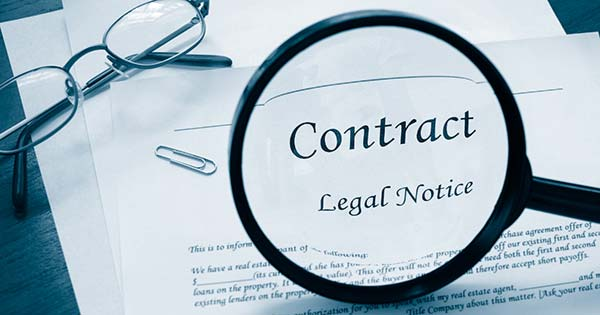 Review of Contract in Thailand